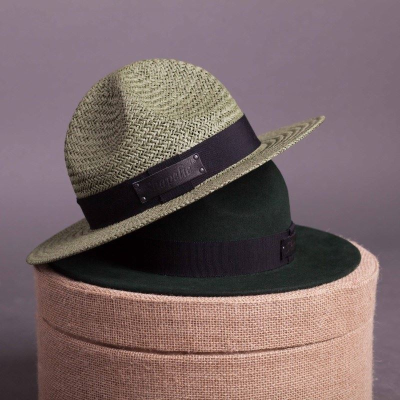"Model ""Scout"" : Straw hats / Rice paper / 56-60 sizes. Summer men hats buy Kyiv Ukraine"